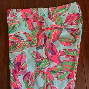 EUC Lilly Pulitzer Chipper Shorts